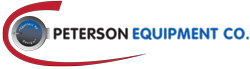peterson equipment logo