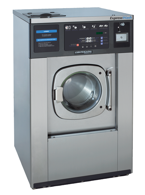 30 pound capacity coin washer