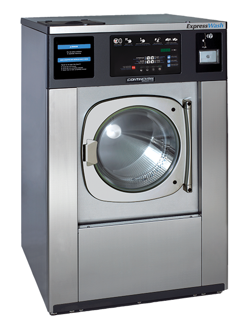40 pound capacity coin washer