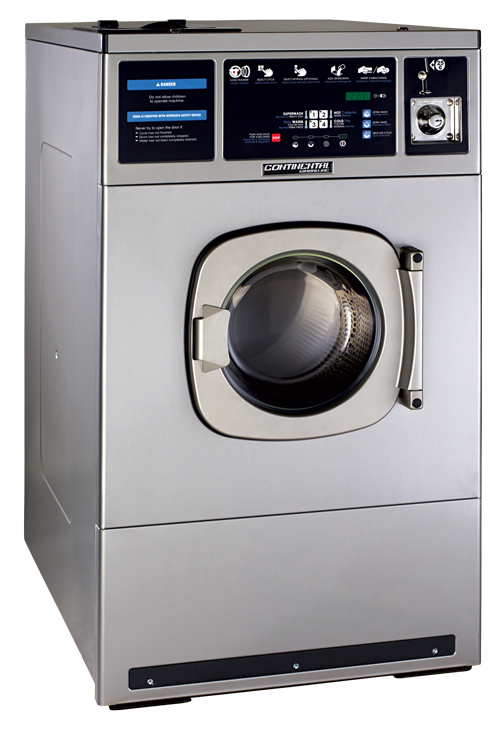 33 pound capacity coin washer