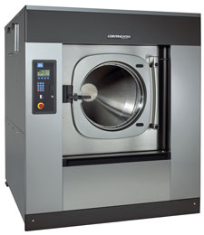 255 pound capacity commercial washer