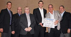 Girbau Industrial names 2013 Distributor of the Year