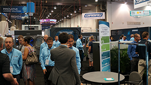 Continental's 'Clean Show' debuted new brands and products