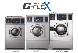 G-Flex 33-pound washer