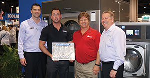Continental Girbau Inc. names 2014 Distributors of the Year