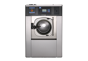 60-pound E-Series washer-extractor