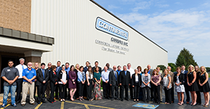 Continental Girbau Inc. hosted 20th anniversary celebration