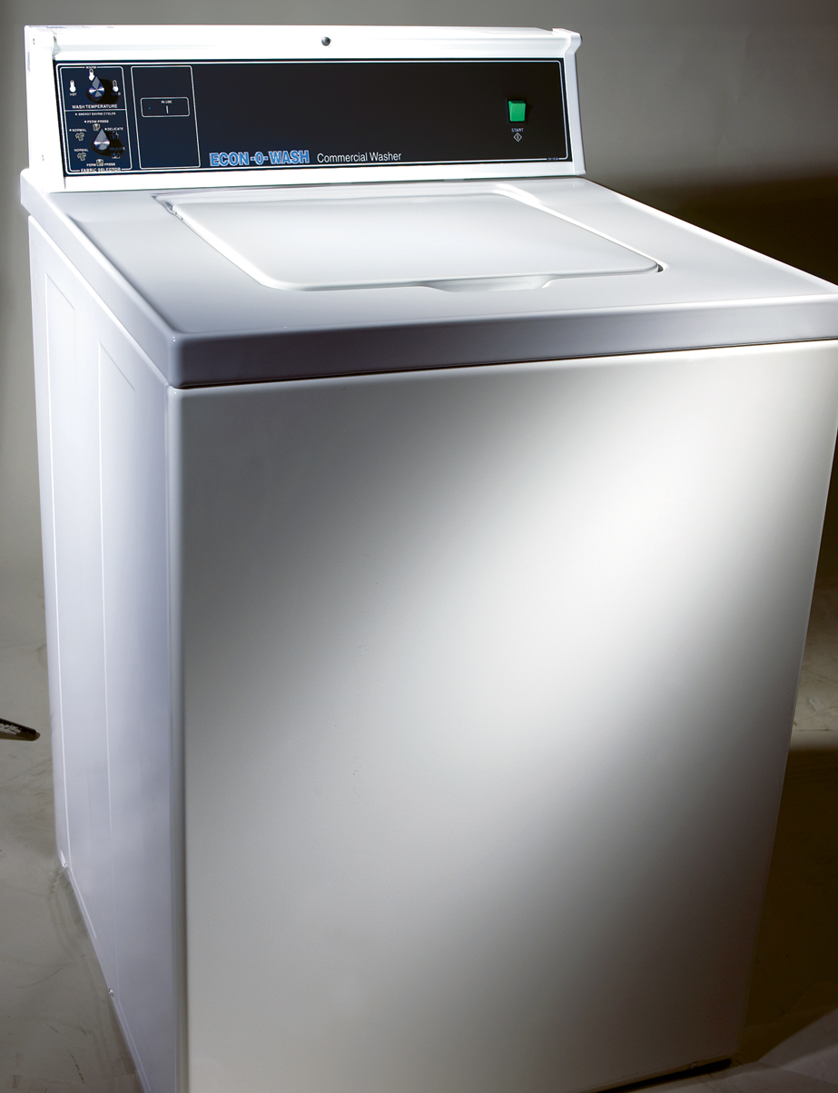 On Premise Top Load Light Commercial Washers Continental