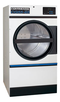 65 pound capacity enery efficient commercial dryer