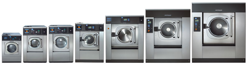 E Series Commercial Washers Deliver More Performance Using Less Labor Natural Resources And Chemicals The Front Load Washer Is Available In 20