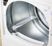 easy for service and maintenance for on-premise laundry equipment