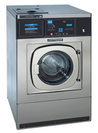 20 pound capacity enery efficient soft mount washer extractor