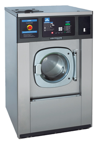 30 pound capacity enery efficient soft mount washer extractor