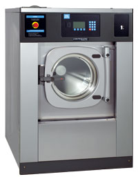 55 pound capacity enery efficient soft mount washer extractor