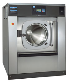 90 pound capacity enery efficient soft mount washer extractor