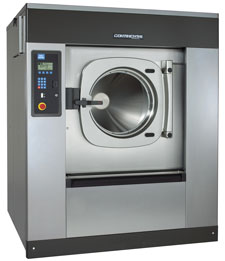130 pound capacity enery efficient soft mount washer extractor