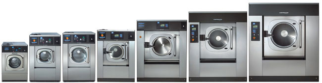 E-Series High-Performance Front Load Commercial Washers