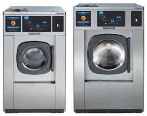 mg-series energy-efficient commercial washers