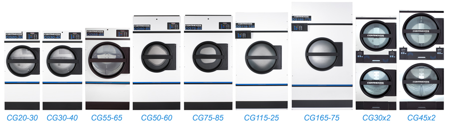 Pro-Series II commercial dryers