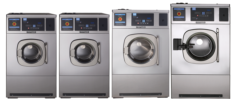 Image result for 3 Types of Commercial Laundry Machines