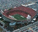 kansas city chiefs football field