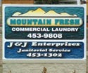 mountain fresh commercial laundry