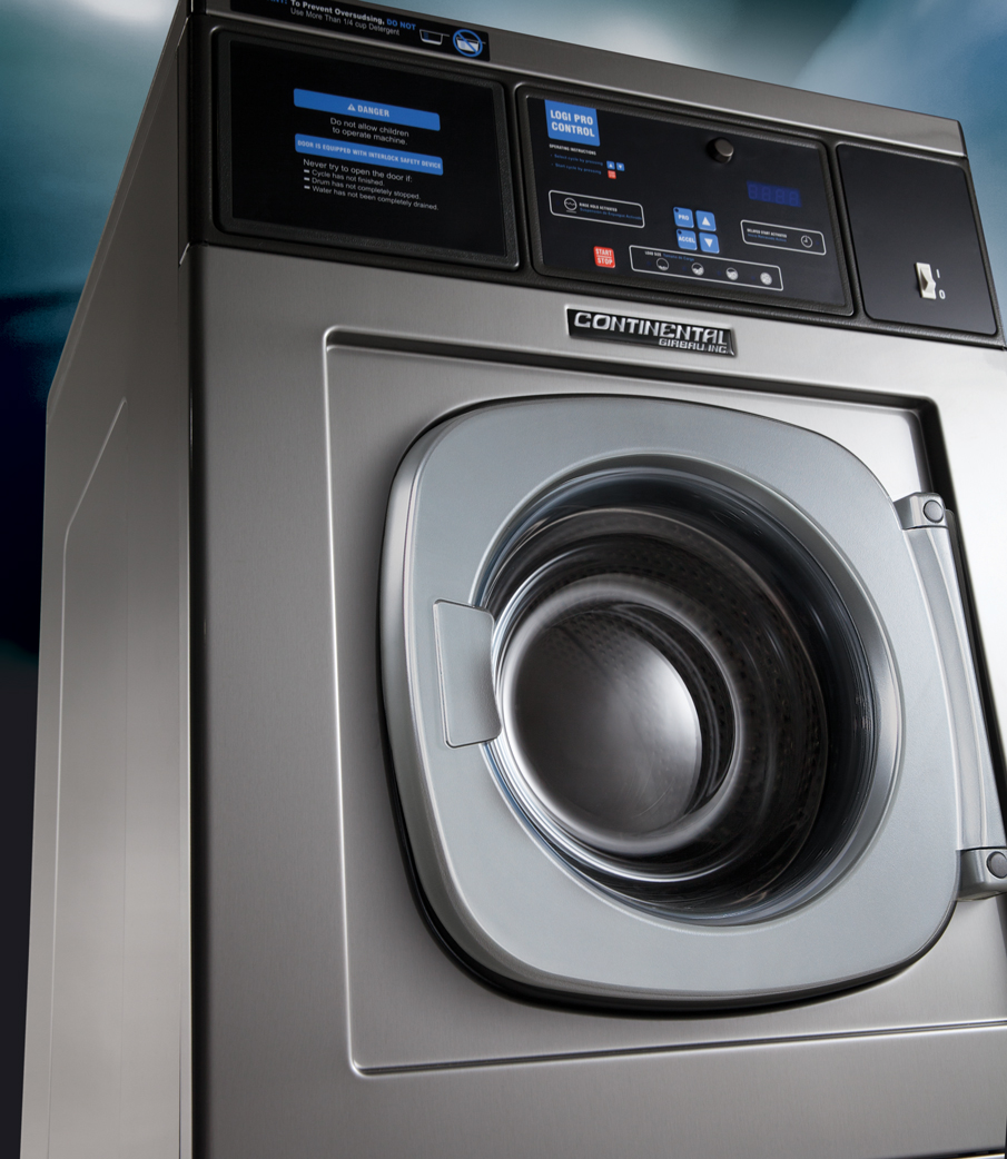 Rem Series Front Load Small Commercial Washer