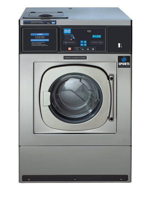 Sports Laundry Systems Washer-extractor