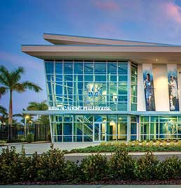 IMG Academy Building Exterior
