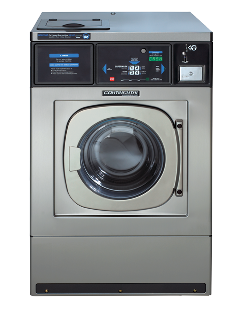 Rem Series Card Coin Operated Washing Machines