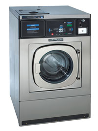 20 pound capacity coin operated washer