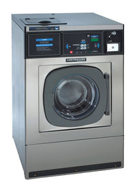 25 pound capacity coin operated washer