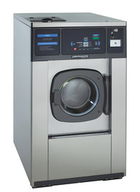40 pound capacity coin operated washer