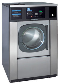 55 pound capacity coin operated washer