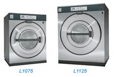 L-Series commercial laundry