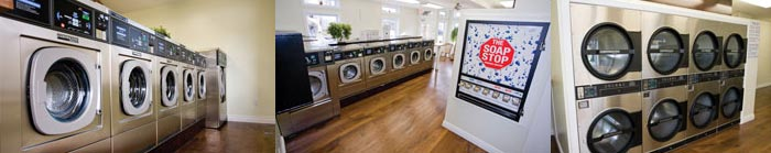 energy efficient washers and dryers in eco friendly laundry