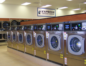 express laundry center texas
