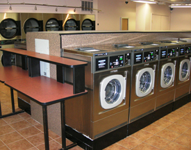 wash world coin laundry