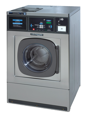 REM-Series card- & coin-operated washers